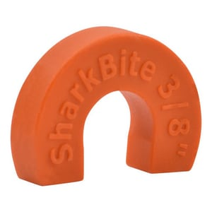 Sharkbite 9 in. Plastic Disc Clip SU708