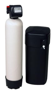 Cuno Electric Clack Metered Water Softener CCWSME