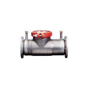 Ames Fire & Waterworks Flanged Stainless Steel Backflow Preventer with Bypass A1000SSDCVLM