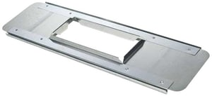 Royal Metal Products 6 x 24 in. Plaster Frame RPF624
