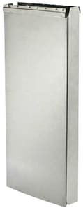 Royal Metal Products 24 x 8 in. Duct Wall Stack R401824