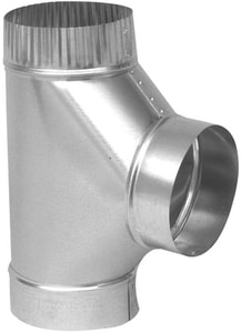 Royal Metal Products Duct Tee R271