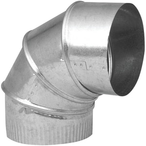 Royal Metal Products 24 ga Gas Vent Adjustable Elbow R11124