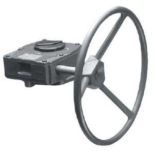 Jamesbury Manual Gear Operator with 18 in. Hand Wheel JM12Q