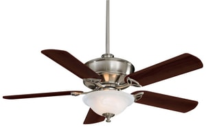 Minka Bolo™ 52 in. 5-Blade Ceiling Fan with Light MF620
