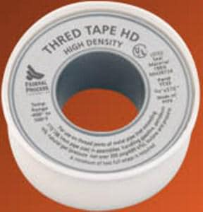 JB Products 1/2 in. High Density PTFE Tape JTT41