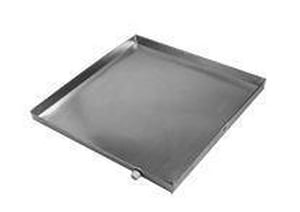 Gray Metal South 36 x 72 in. 26GA Drain Pan G36X7226PAN