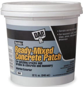 DAP 1 gal Ready Mixed Concrete Patch D31090