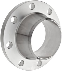 Weldneck 150# Schedule 10 316L Stainless Steel Raised Face Flange IS16LRFWNF