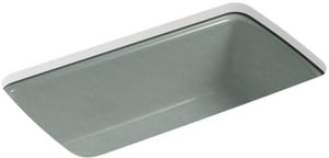 Kohler Cape Dory® 5-Hole 1-Bowl Kitchen Sink K5864-5U