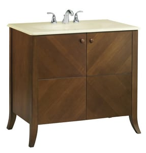 Kohler Clermont™ 24 in. Expandable Furniture Vanity Cabinet in Oxford K2415-F39