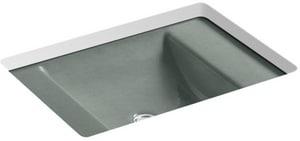 Kohler Ledges® No-Hole Undermount Bathroom Sink K2838