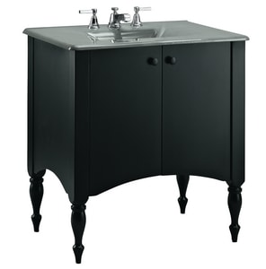 Kohler Alberry™ 24 in. Expandable Furniture Vanity Cabinet K2412-F40