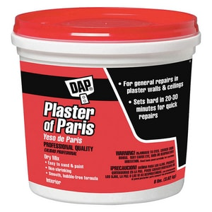 DAP 8 lbs. Plaster of Paris Tube D10310