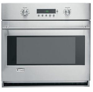 General Electric Appliances Monogram® 30 in. Built-In Electronic Convection Single Wall Oven in Stainless Steel GZET1SMSS