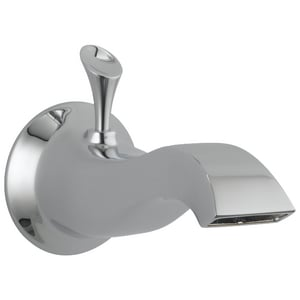 Brizo RSVP® 7 in. Tub Spout with Diverter in Polished Chrome DRP49345PC