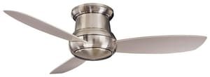 Minka-Aire Concept™ II 3-Blade Ceiling Fan with Halogen Light MF574