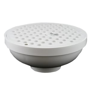 Jones Stephens 2 in. PVC Area Floor Drain JD50220