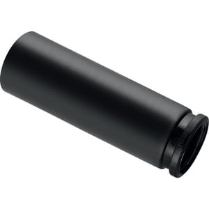 Geberit 3-1/2 in. Discharge Pipe in Black G366887161