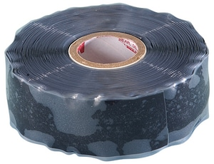Omega Flex 12 yd. Tape in Black OFGP91510H12BL