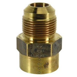 Brass Craft FIP Steel Flare Union BMAU11012S