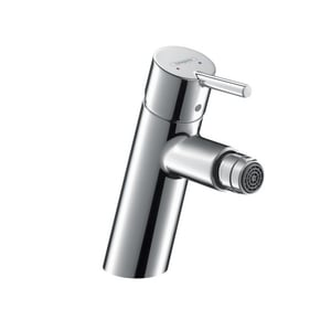 Hansgrohe Talis S 2.2 gpm 1-Hole Bidet Faucet with Single Lever Handle H32240