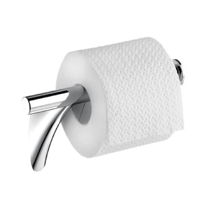 AXOR Massaud 7-5/8 in. Wall Mount Toilet Tissue Holder AX42236