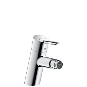 Hansgrohe Focus S 1-Hole Bidet Faucet in Polished Chrome H31721001