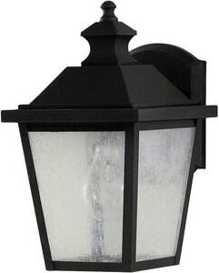 Murray Feiss Industries Woodside Hills 10-3/4 in. 100W Wall Mount Medium Lantern MOL5700