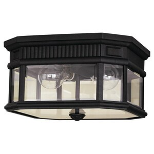 Murray Feiss Industries Cotswold Lane 2-Light Ceiling Fixture MOL5413