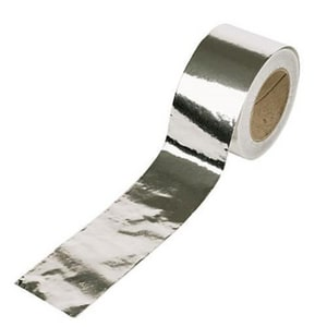 Avery Dennison Tape 2-1/2 in. x 60 yd. Foil Tape A0800L