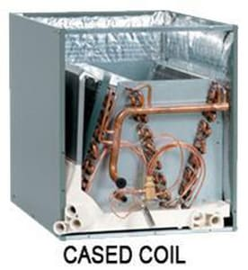 Rheem RCFA Series 17-1/2 in. 2 Ton Downflow and Upflow Cased Coil for Furnace RCFAAU2417BC