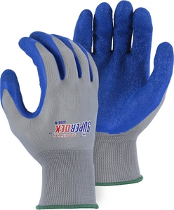 Majestic Glove SuperDex™ Latex Coated Glove in Nylon M3378T01