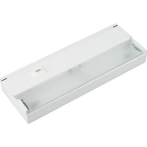 Progress Lighting Hide-a-Lite III 9-1/2 in. 20W Under Cabinet Light PP7032WB