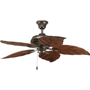 Progress Lighting AirPro 52in. 5-Blade Indoor/Outdoor Ceiling Fan PP2526