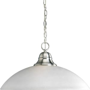 Progress Lighting Reynes 86 in. 150 W 1-Light Medium Pendant PP5084