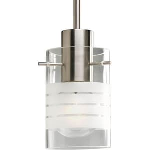 Progress Lighting Brindille 100W 1-Light Medium Pendant PP5158
