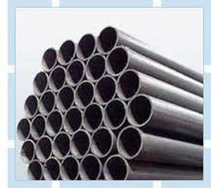 10.5 ft. Carbon Steel Plain End Schedule 40 Pipe Black DBPPEA135S40106