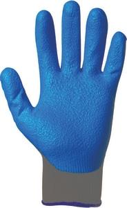 Jackson Safety Size 7 Nitrile Foam Coated Glove in Purple K40225