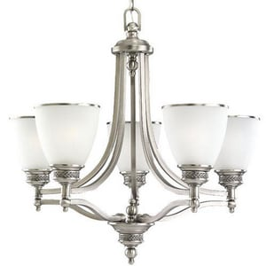 Seagull Lighting Laurel Leaf 5 Light Chandelier S31350