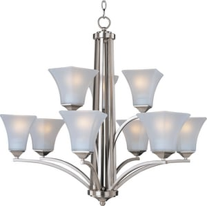Maxim Lighting International Aurora 31-1/2 in. 100W 5-Light Medium Incandescent Chandelier M20096FT