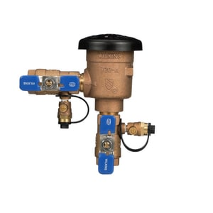Wilkins Regulator Pressure Reducing Valve Vacuum Breaker Assembly W720A