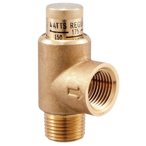 Watts 300 psi Pressure Reducing Valve W530C