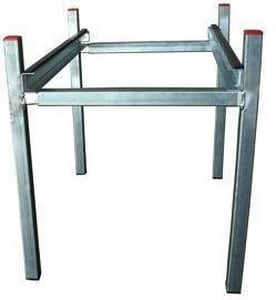 Metal Shop 18 x 22 x 19 in. 30 Adjustable Air Handler Stand SHMAAHS18221930
