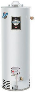 Bradford White Defender Safety System® 75 gal. Residential Atmospheric Vent Extra Recovery Energy Saver Gas Water Heater BM2XR75S6BN423