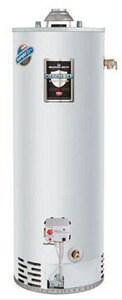 Bradford White Defender Safety System® 40 gal. 36,000 BTU 10 WC Water Heater BM440T6FCX394423