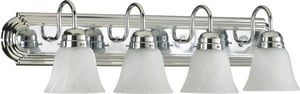 Quorum International 4-Light Vanity Fixture Q50944