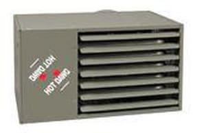 Modine Manufacturing 100 MBH Low Profile Liquid Propane Unit Heater MHD100AS0121