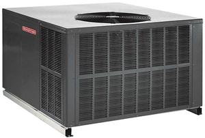 Goodman 35400 BTU 15 SEER Packaged Heat Pump GGPH1536M41