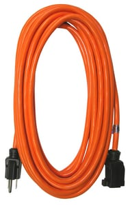 RAPTOR® 16/3 SJTW Extension Cord Orange RAP31602